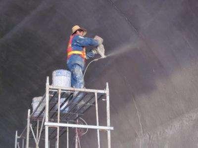 隧道防火涂料施工的重点