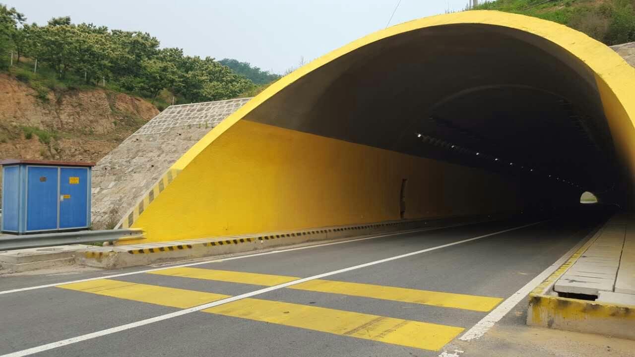 隧道防火涂料老化的问题