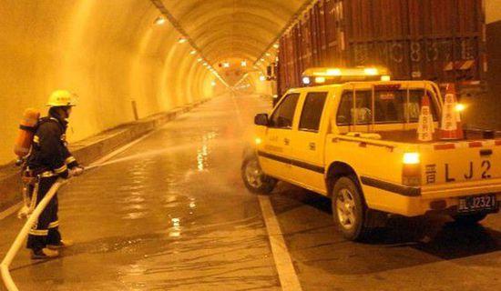 隧道内出现火情如何救援
