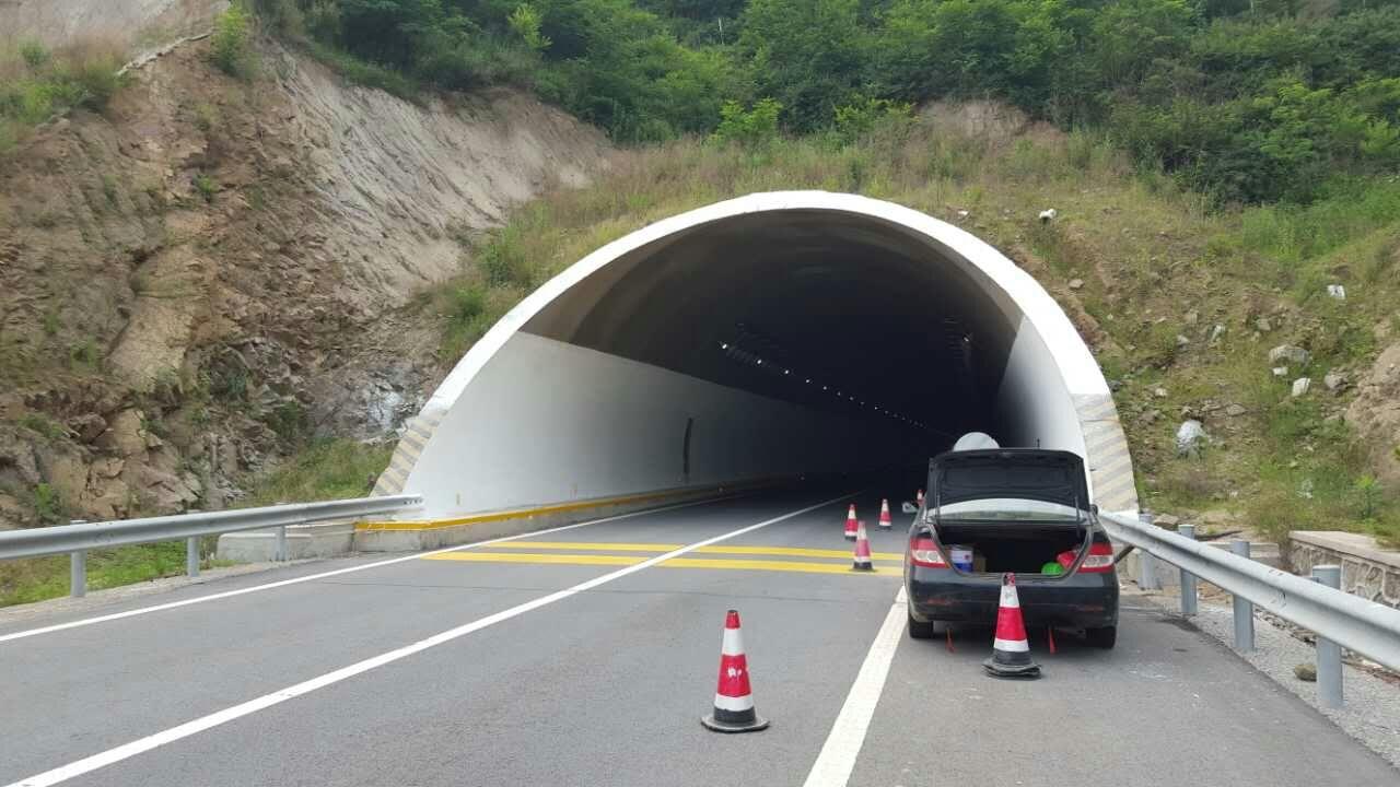 福建省海西高速公路甘棠隧道