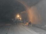北京赞高速公路微新庄隧道