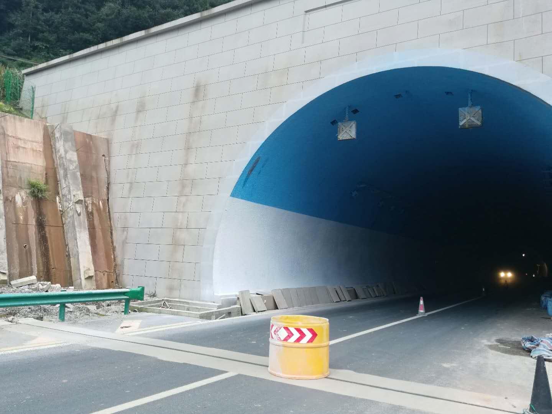 云南芷村隧道