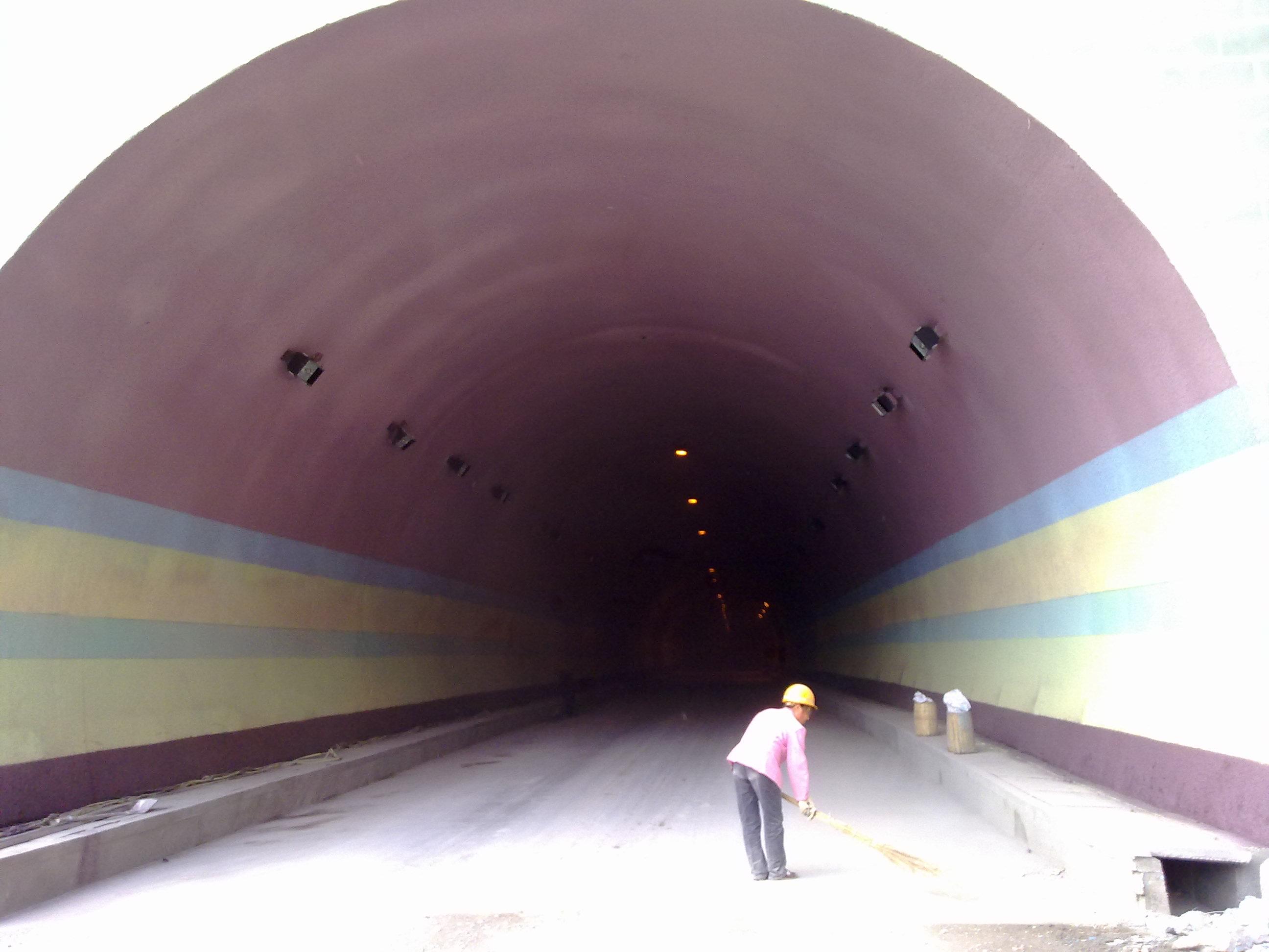 做隧道涂料喷涂需要什么证