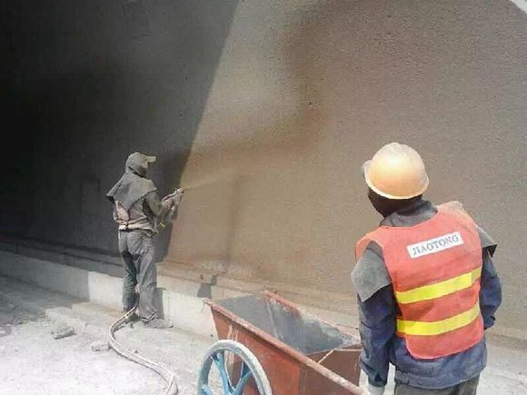 隧道墙体上一平需要多少专业防火涂料